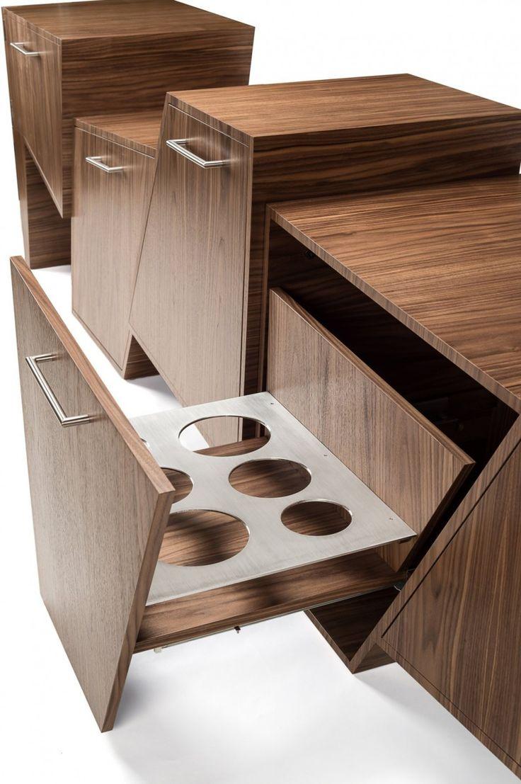 Coast Range cabinet by Peter Pierobon Design