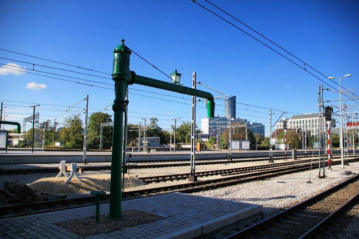 Jedzie pociąg z daleka... #railway