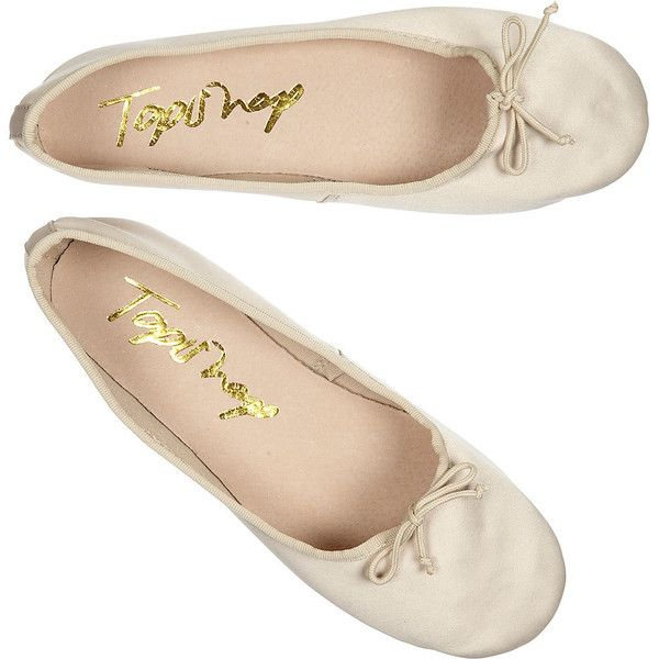 VEGAS High Vamp Ballet Pumps ($8) ❤ liked on Polyvore featuring shoes, flats, ballet, schuhe, ballerina shoes, ballerina flat shoes, nude flat shoes, bow flats and ballet pumps