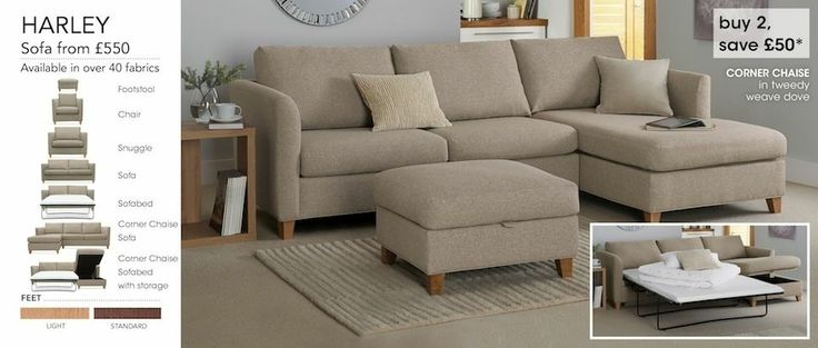 Fabric Sofas & Chairs - Page 16