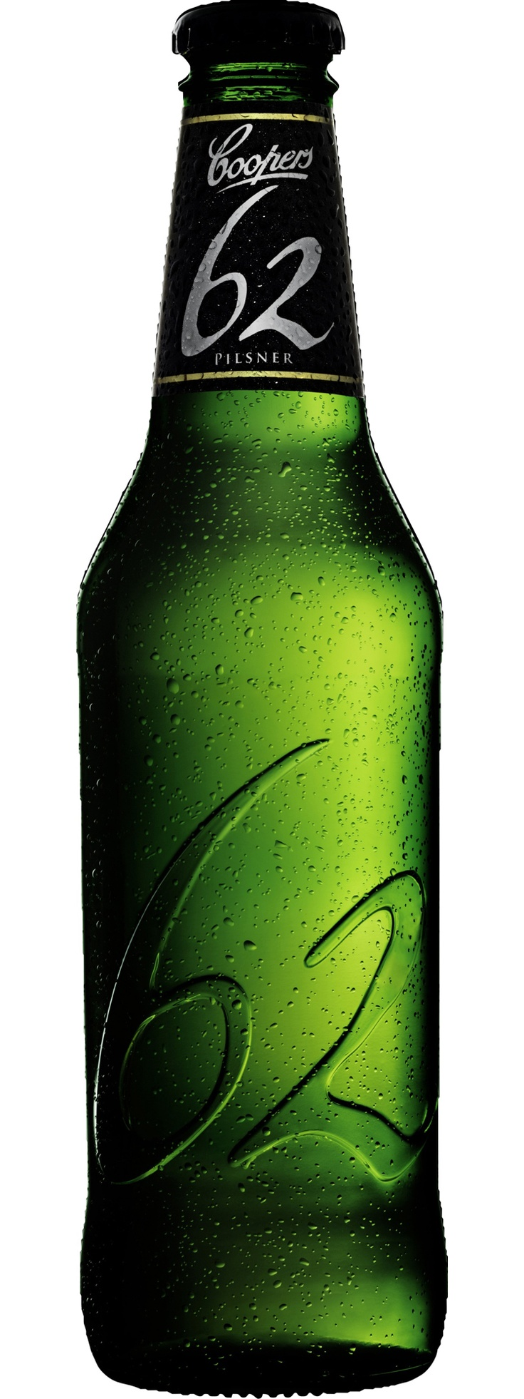 Coopers: 62 Pilsner Great Beer. Some in my fridge right now ..
