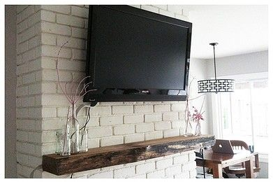 117 best images about basement upgrade on pinterest cable box mantels and mantles. Black Bedroom Furniture Sets. Home Design Ideas