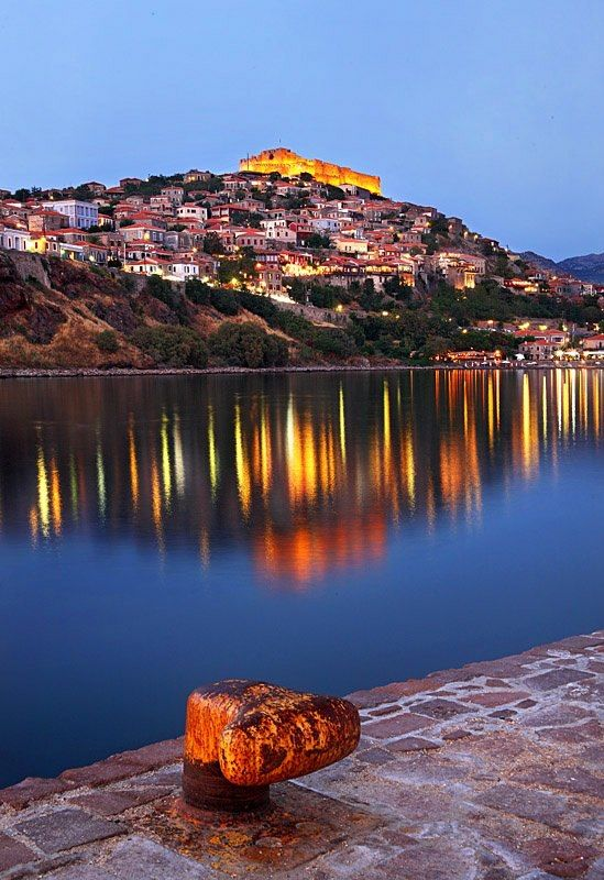 Molyvos, Lesbos Island