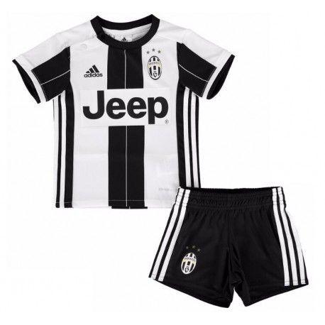 Maillot Juventus Enfant 2016-2017 Domicile