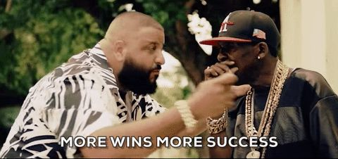 New trendy GIF/ Giphy. dj khaled nas ox nas album done more wins more success. Let like/ repin/ follow @cutephonecases