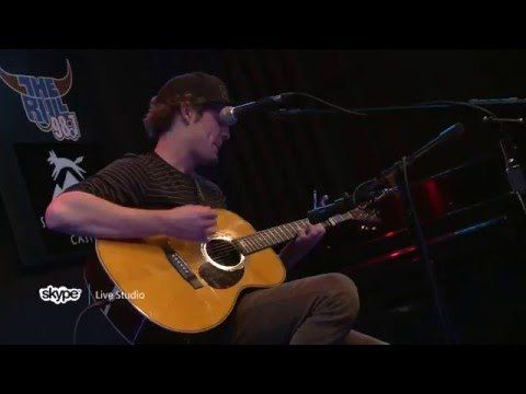 Tucker Beathard - Whiskey in a Wine Glass (98.7 THE BULL) - YouTube