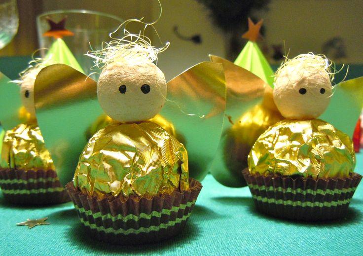 Ferrero Rocher Angel
