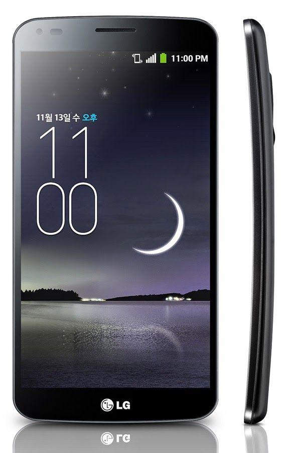 Το πρωτοποριακό LG G Flex με την κυρτή οθόνη | My Fashion Land