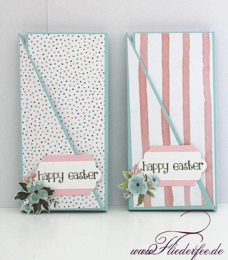 Ich wünsche Euch einen wunderschönen Karsamstag {ja, so heißt der Ostersamstag offiziell ;-) }! Noch ganz schnell vor Ostern möchte ich Euch meine Kellnerblöcke zeigen, die ich für den Osterbazar i…
