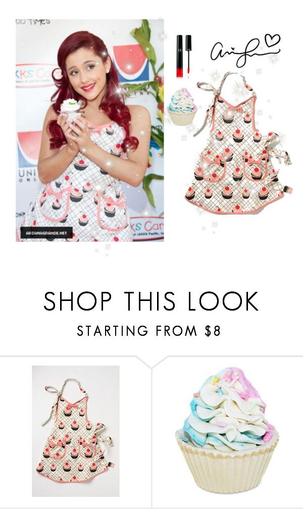 """Ariana Grande ; Look certified"" by faanciella ❤ liked on Polyvore featuring Forever 21 and Giorgio Armani"