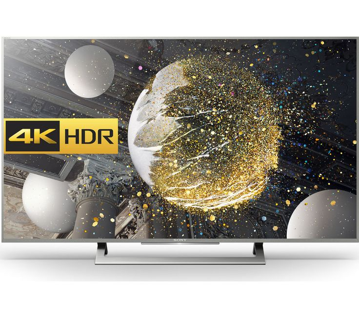 "SONY  BRAVIA KD49XD8077SU Smart 4K Ultra HD HDR 49"" LED TV Price: £ 659.00 Top features: - Experience real-life colours and exceptional detail with 4K HDR - Discover the best entertainment in an instant with Smart TV apps - Get the best picture all the time thanks to 4K upscaling - Dynamic Contrast Enhancer for deeper blacks - Display your 4K TV in style with a modern stand Real-life colours..."