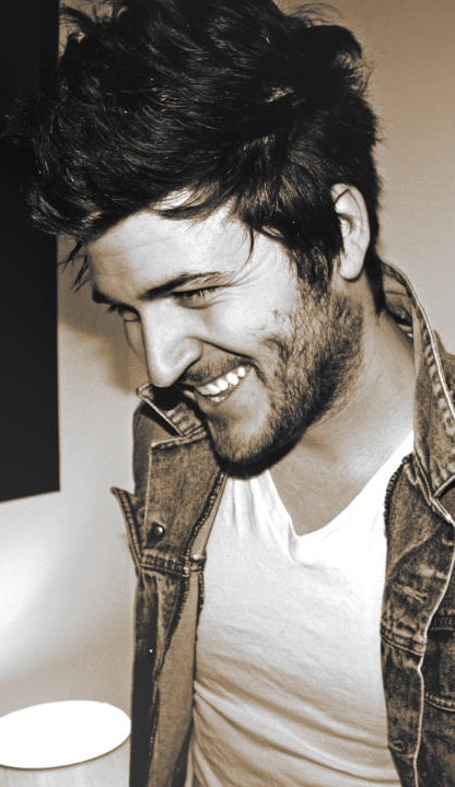 Olan Rogers. When you mix funny and gorgeous you get this man. :)