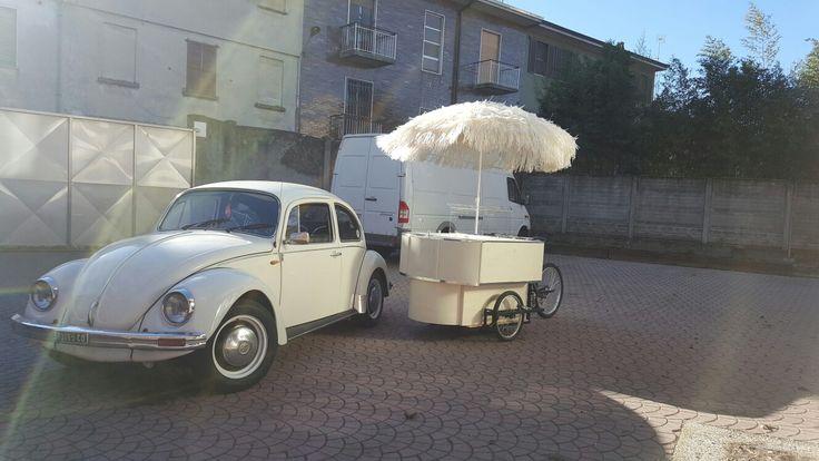Carretto bike gelati pronta consegna