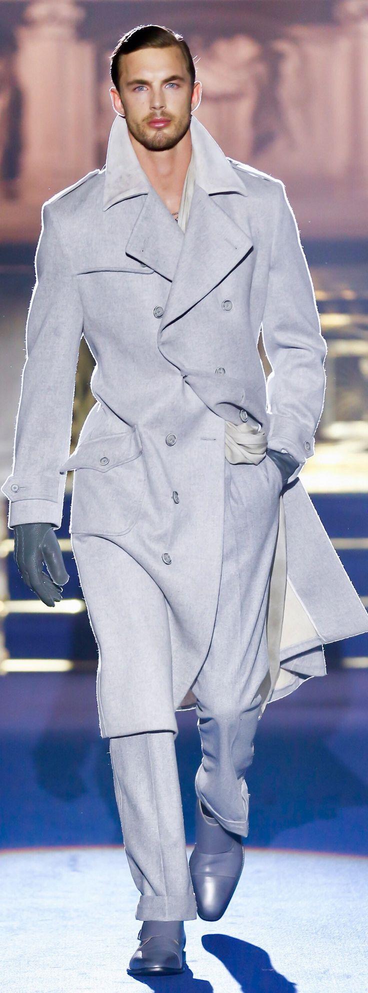 Joseph Abboud Fall 2017 Menswear Collection Photos - Vogue