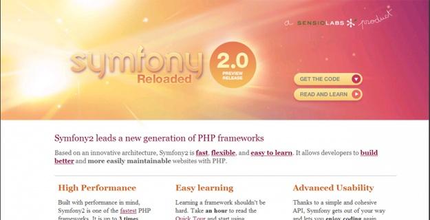 Great Development Frameworks