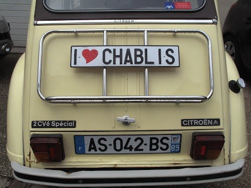 Chablis... What else ? (Yonne 89) #Yonne #Chablis #Burgundy #frenchwine