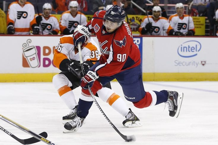 Marcus Johansson Awarded One-Year Deal - http://thehockeywriters.com/marcus-johansson-awarded-one-year-deal/