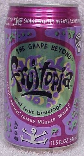 Fruitopia! Ahhh I want one now!