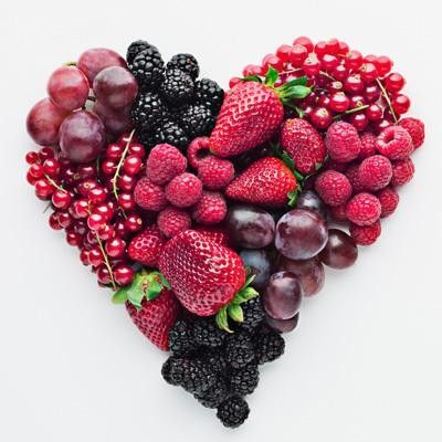 All the berries to love!