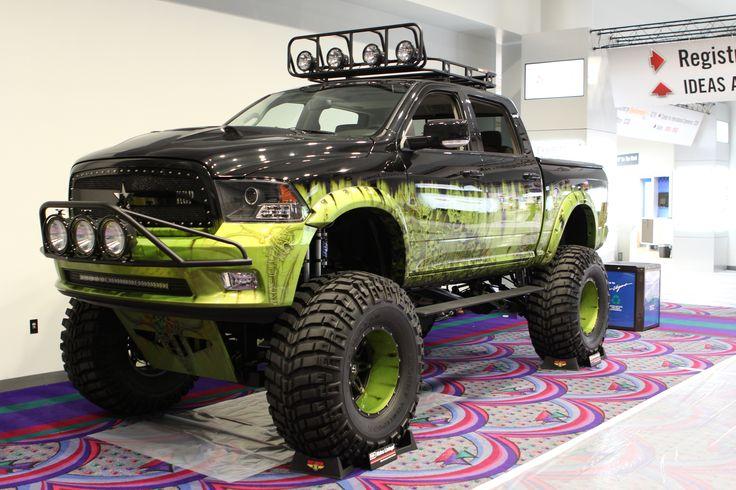 Dodge ram truck  #Dodgeram  #DodgeRams
