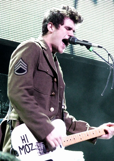 Jesse lacey shaved