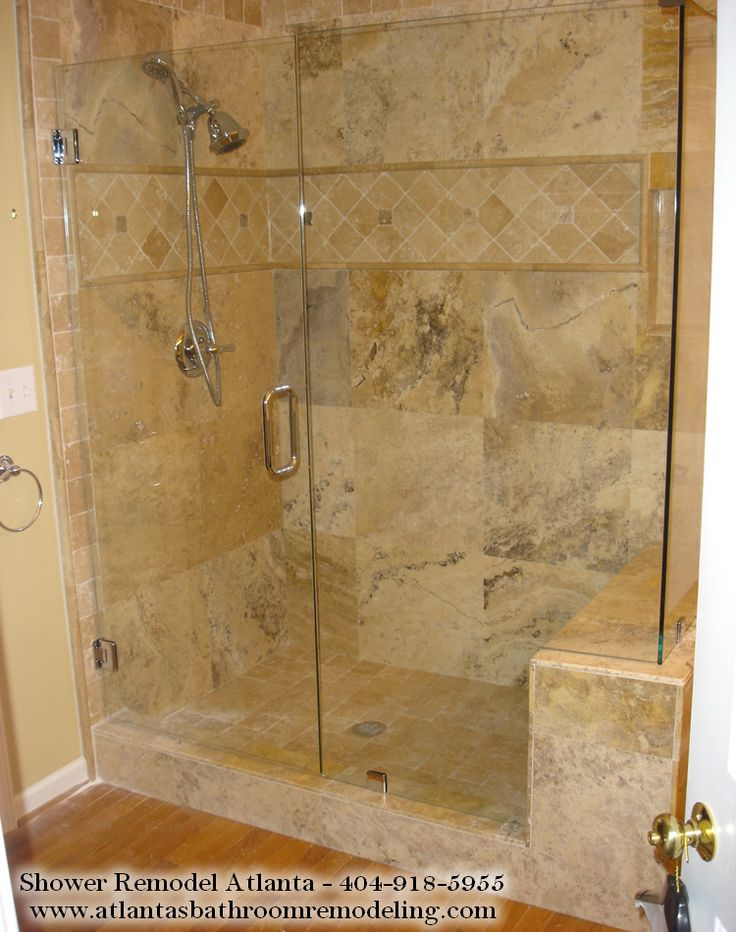 Bathroom Remodeling Ideas | Marble Shower Remodeling Ideas Travertine Shower  Ideas And Pictures .
