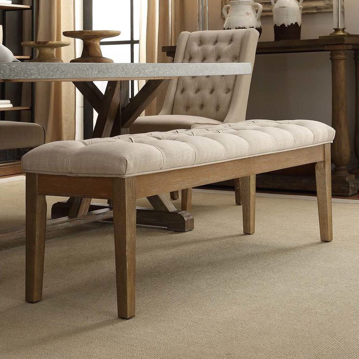 17 Best Ideas About Dining Table Bench On Pinterest: 17 Best Ideas About Upholstered Dining Bench On Pinterest