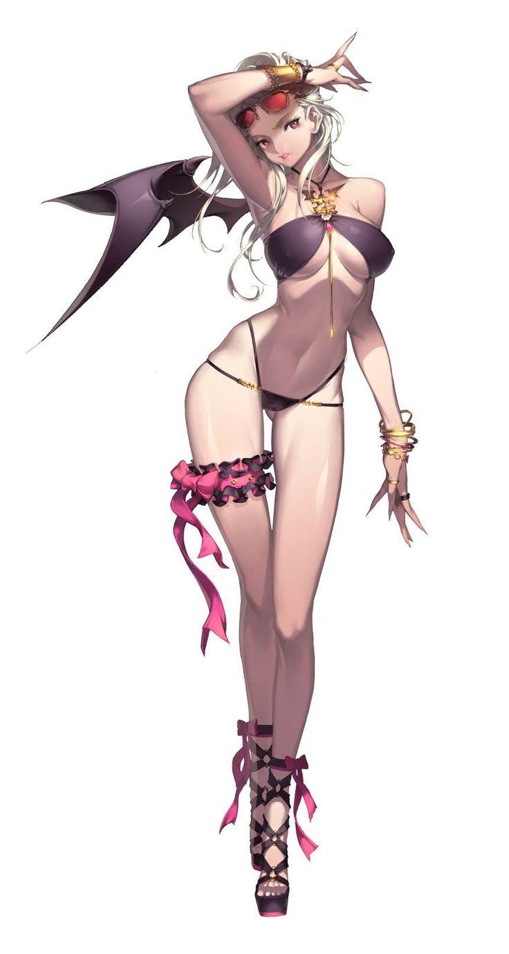 이정훈.....simple and effective, although, like usual, I'd prefer to see her in some kind of setting (I KNOW, it's just a character sketch)