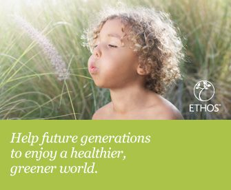The Bioceutica Ethos program is a convenient and responsible way for individuals and families to reduce their carbon footprints by supporting a variety of green energy and carbon capturing initiatives.