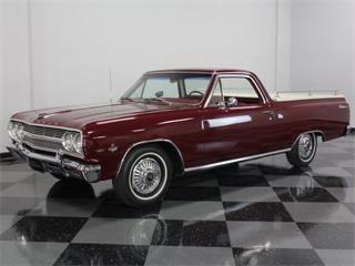 1965 Chevrolet El Camino for Sale | ClassicCars.com | CC-600573
