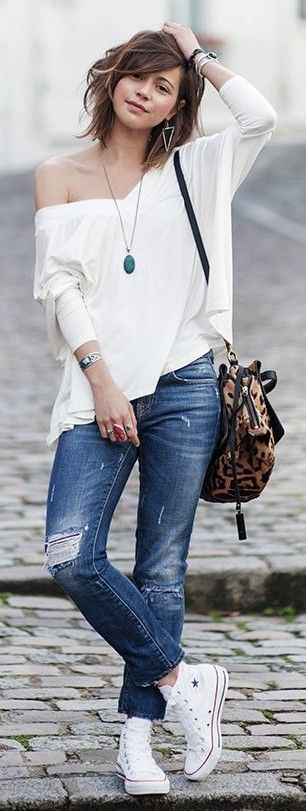 #street #fashion | Sporty Casual And Easy Outfit Idea | Les Fringues de Zoé