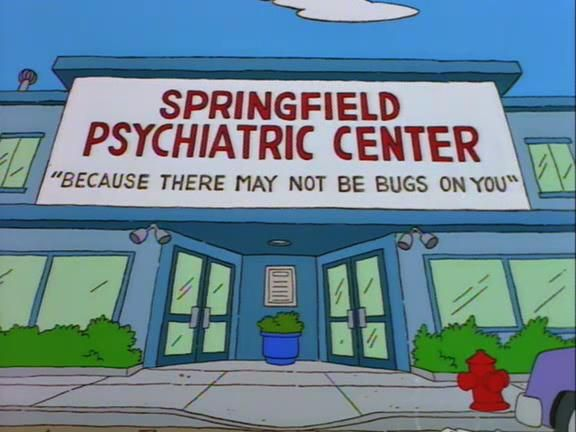 45 Hilarious Visual Gags From The Simpsons