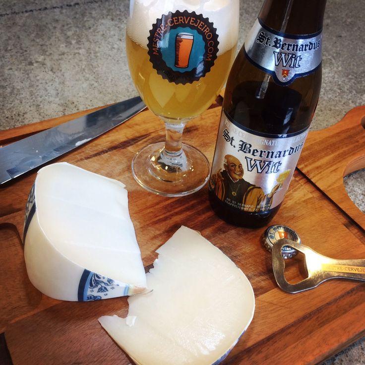 Cablanca x St. Bernardus Wit #cerveja #harmonizacao #beer #food #pairing #cheese