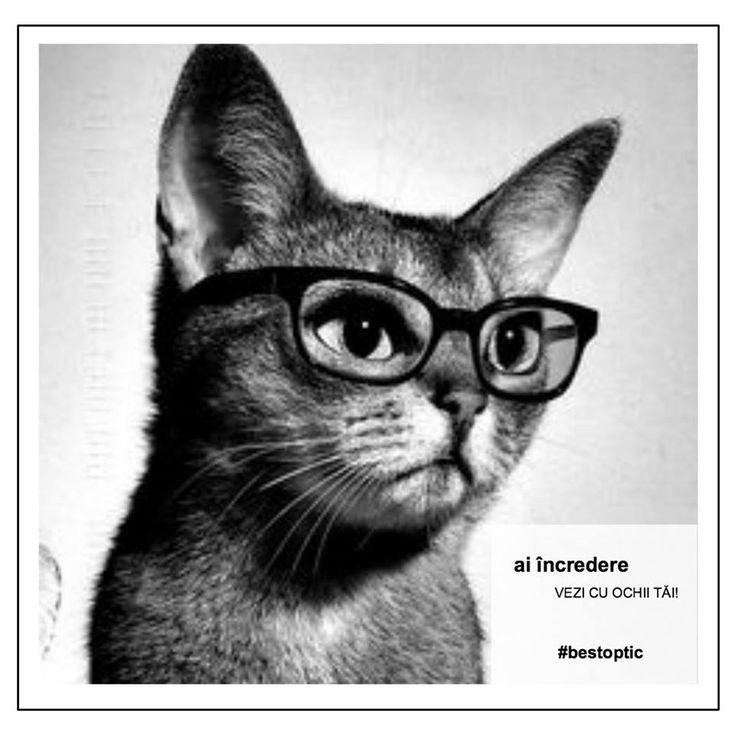 Astăzi vă vorbim despre o culoare foarte întâlnită, negrul. O culoare controversată, care pe de o parte inspiră autoritate, putere, înțelepciune și pe de altă parte disperare și răutate. Mult timp hainele negre au fost un simbol al stilului și sofisticării. Lucru valabil și pentru ramele de ochelari. #negru #perceptie #bestoptic