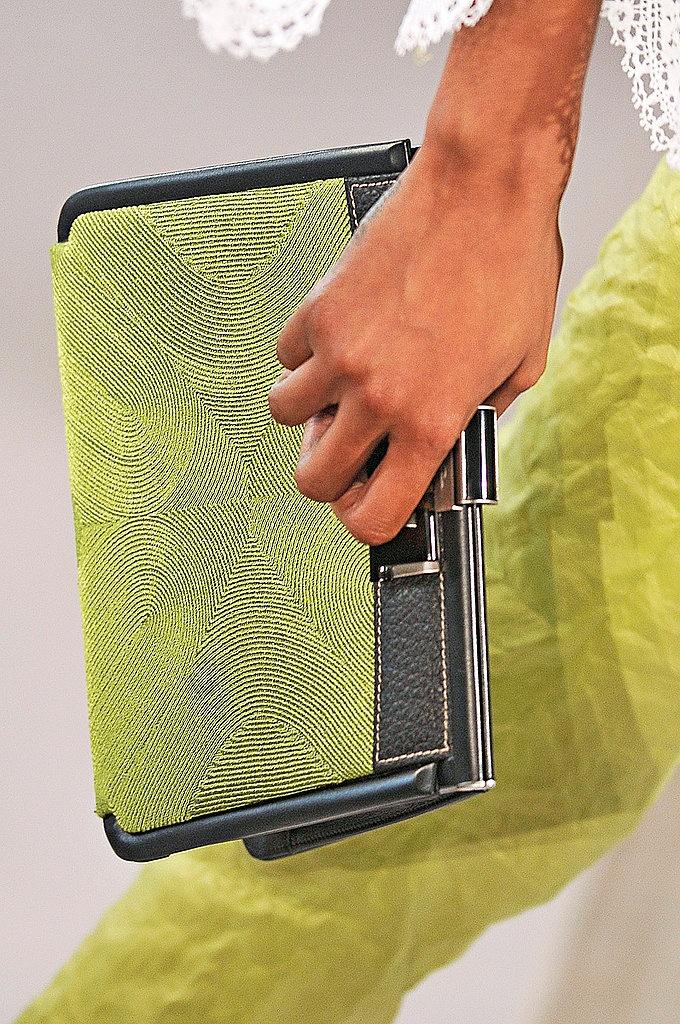 Spring 2012 New York Fashion Week Handbags - Oscar de la Renta