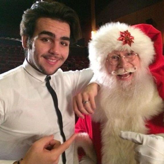 Igny and Santa 2013