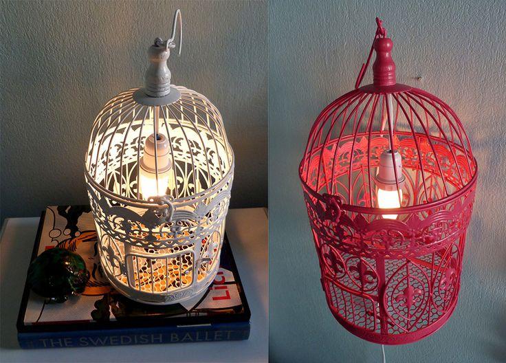 gaiola luminaria gorete colaco 1 DIY: Luminária de gaiola