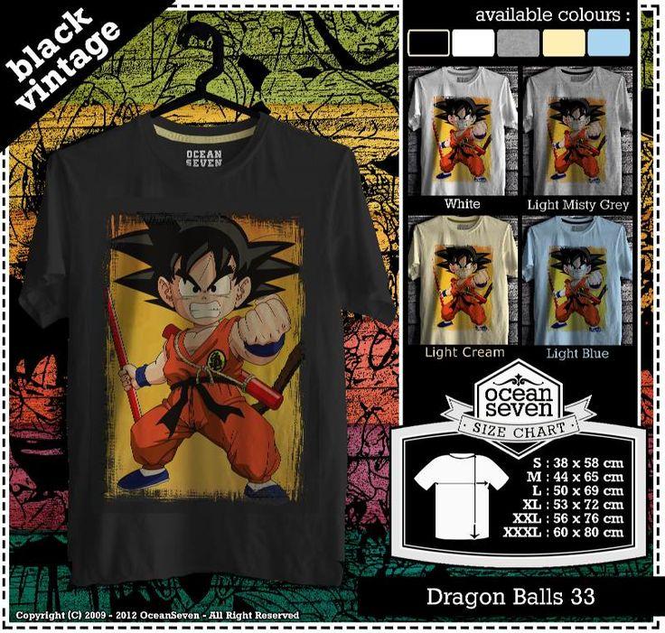 Kaos Dragon Balls III