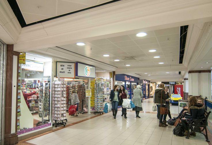 Pride Hill Shopping Centre in Shrewsbury 2014
