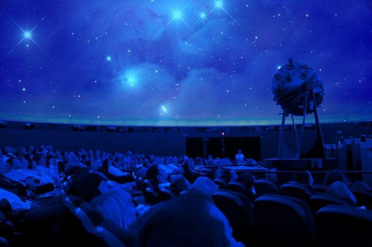 Moscow planetarium Московский планетарий