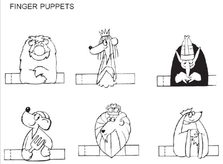 personnages MUZZY et livrets d'exercices