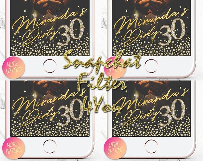 Pin On Birthday Snapchat Geofilter