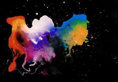 Rebecca Wild - scanography - scannography - ScanArt - Scanner Art