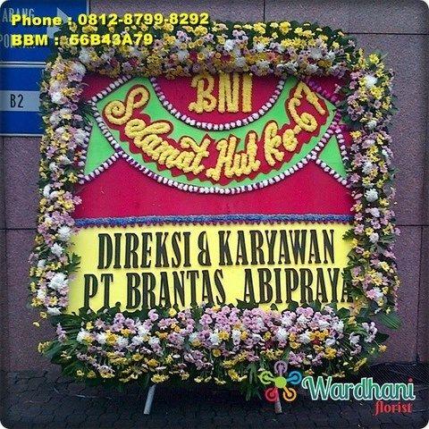 Bunga Papan Happy Birthday HUT813WF