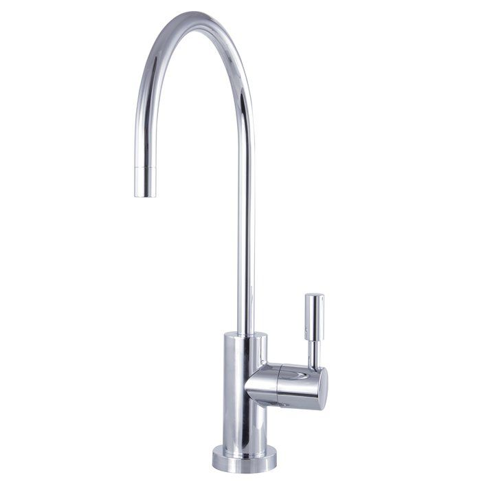 Concord Reverse Osmosis System Filtration Water Air Gap Single Handle Bar Faucet