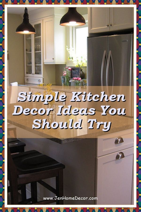 Kitchen Decoration Can It Be Done In Low Budget Kitchen Decor Kitchen Design Small Small Kitchen Decor