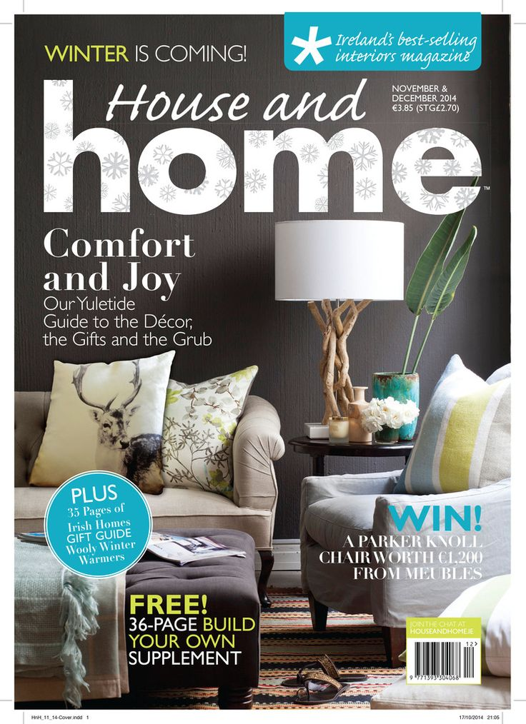 We Make Our Irish Debut In Irelands Best Selling Interiors Magazine House Home