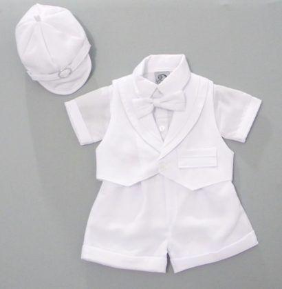 Resultado de imagem para roupa de batizado menino