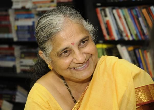 AN INSPIRING STORY BY SUDHA MURTHY : - http://www.managementparadise.com/forums/laughter-accelerated-just-chill/5694-inspiring-story-sudha-murthy.html
