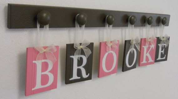 Cute idea... Brooke is my middle name . Brandon and I decided our first girl would have my middle name and our first boy would have his